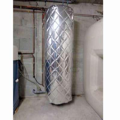 isolant ballon d eau chaude matelass 233 4 couches provence outillage