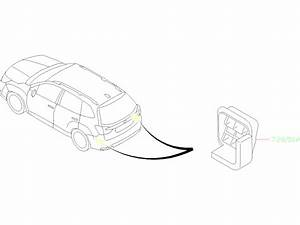 2019 Subaru Forester Grille Air Vent A  Rh  Heater  System
