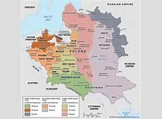 Partitions of Poland Polish history Britannicacom