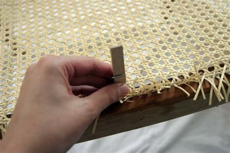 Diy Chair Caning by 17 Best Images About Caning On Fabrics