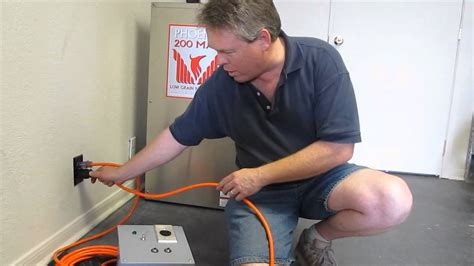 Ac Wiring 240v Dryer by Steambrite 230 Volt To 240 Volt Circuit Joiner Using Two