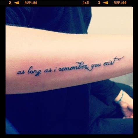lost love tattoo ideas  pinterest alice