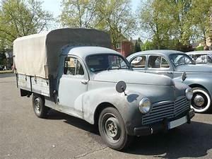 Peugeot Camionnette : peugeot 203 camionnette bach e strasbourg 1 photo de 089 r trorencard de strasbourg ~ Gottalentnigeria.com Avis de Voitures