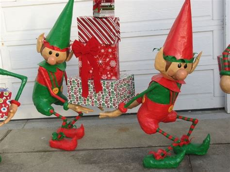 how to make outdoor christmas decorations out of wood outdoor decorations for a merry mood