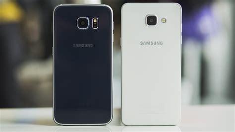 Le Torche Samsung S5 by Galaxy A5 2016 Vs Galaxy S6 Dernier N 233 Ou Pionnier