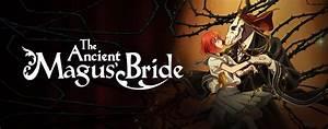 Stream & Watch The Ancient Magus' Bride Episodes Online