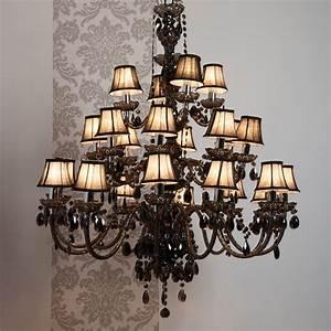 Grand Lustre Design : grand lustre baroque design en image ~ Melissatoandfro.com Idées de Décoration