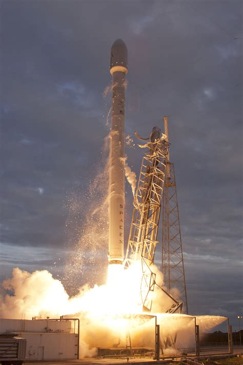 Orbcomm OG2 poised for launch atop Falcon 9 v1.1 ...