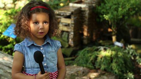 Kids Talk Trains In The Model Railroad Garden Youtube