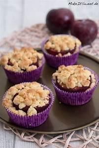 Pflaumen Crumble Rezept : pflaumen streusel muffins rezept ~ Lizthompson.info Haus und Dekorationen