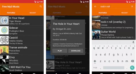 mp3 app for android best free app for android mp3