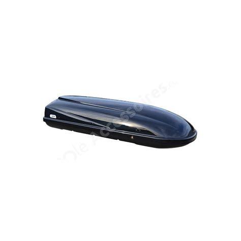 coffre de toit voiture pas cher coffre de toit 480 litres travel noir pole accessoires