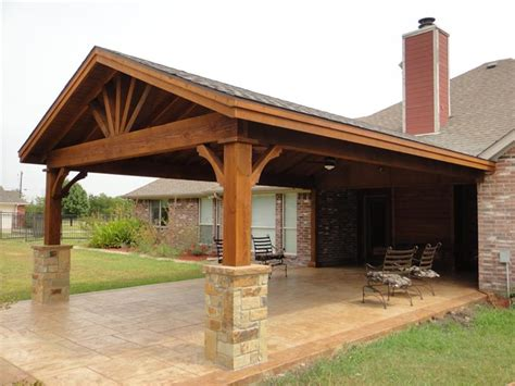 how to build a gable roof patio cover icamblog
