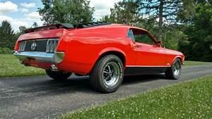 1968 Mustang Mach 1 428 Cobra Jet - Car View Specs