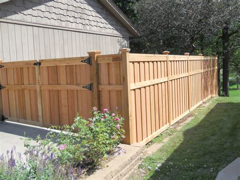Fence - Gate : Wood & Iron Driveway Gates In St Paul, Lakeville, Woodbury