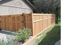 wood fence gates Wood Fence in St Paul, Lakeville, Twin Cities, Woodbury ...