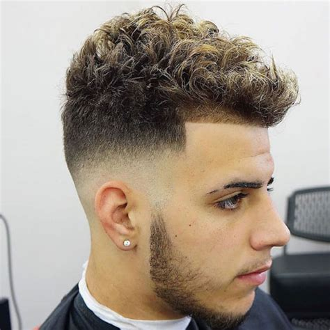 curly hair  men  guide