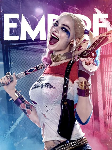 harley quinn suicidesquad margot robbie thinks that harley quinn is the best character hype malaysia