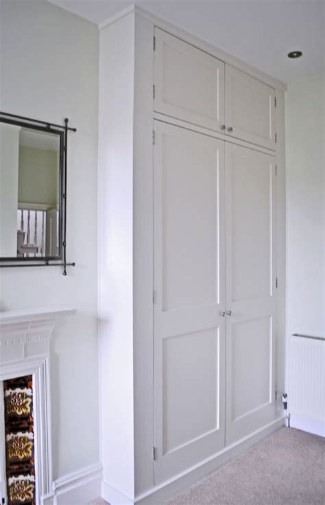 Built In Cupboard Doors by Bespoke Fitted Wardrobes And Cupboards Alcove