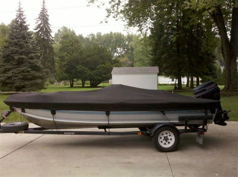 Ebay Boats Covers by 18 Boat Cover Trailering Cover Ebay