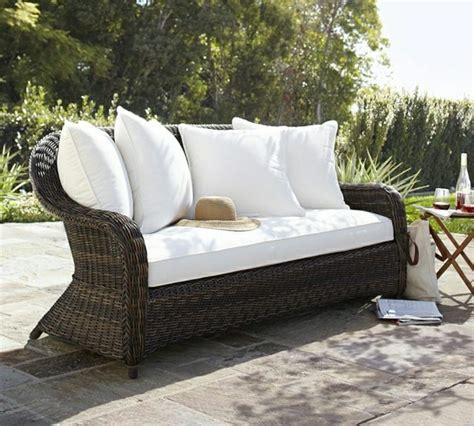 canapé pour terrasse canapé extérieur 47 idées de coin salon de jardin magnifique