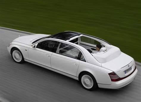 Car 7 Mercedes Benz Maybach