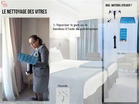 chambre de disconnection nettoyage d 39 une chambre hôtel 4 étoiles