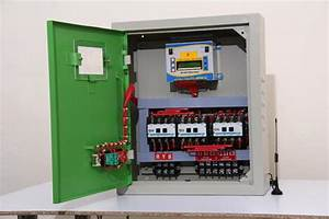 Upto 20hp Three Phase 3 Phase Star Delta Starter Panel  Rs