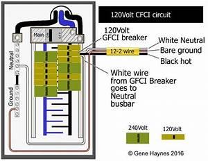 120 Volt Gfci Breaker
