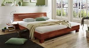 Welche Farbe Zu Kernbuche : massives buchenbett mit modernem sprossen kopfteil marmore ~ Markanthonyermac.com Haus und Dekorationen