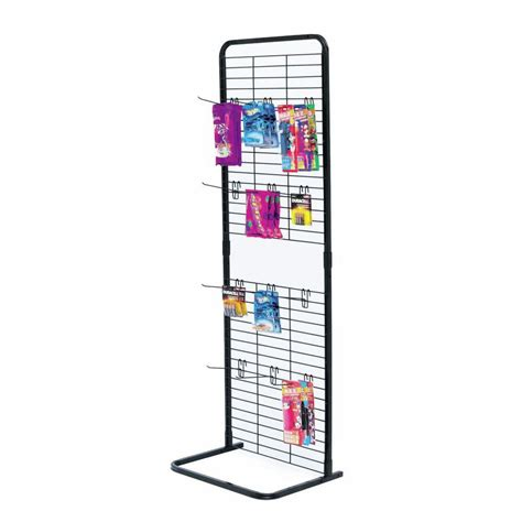 Display Racks by Black Grid Display Rack