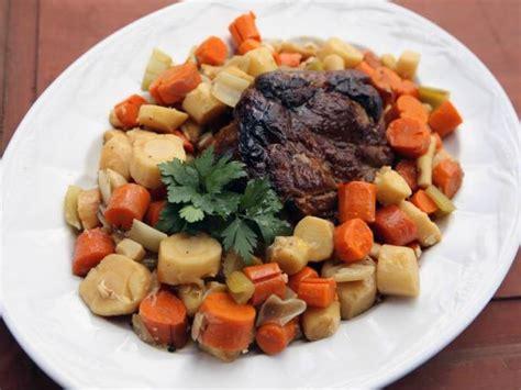 Pork Pot Roast With Root Vegetables Recipe  Nancy Fuller