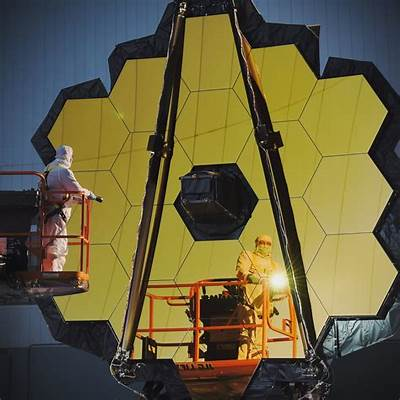 NASA's James Webb Space Telescope is not fully built