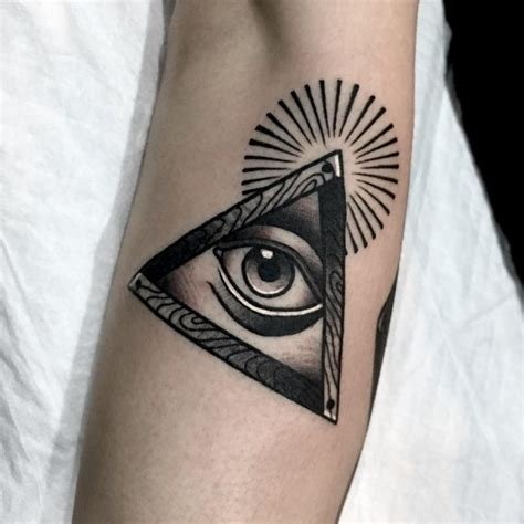 The Illuminati Eye Tattoo  Wwwimgkidcom  The Image Kid