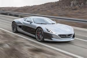 audi electric car 800kw rimac concept one revealed will go into production performancedrive