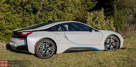 "2016 BMW i8 Review – The ""Affordable"" Plug-In Supercar"