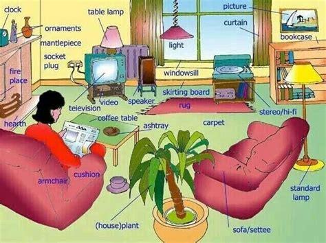 living room dictionary american living room vocabulary