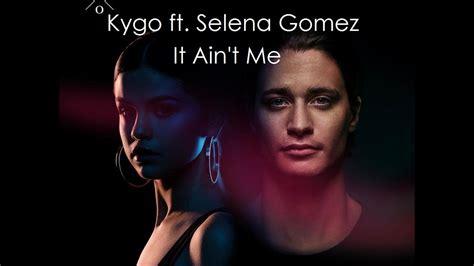 It Ain't Me (r.f.q Remix)