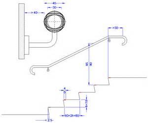 Norme Courante Escalier Pmr by Norme Main Courante Escalier