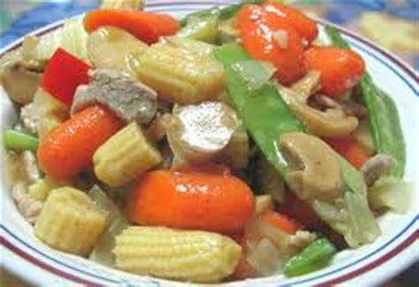 Chopsuey Recipe  Panlasang Pinoy Recipes