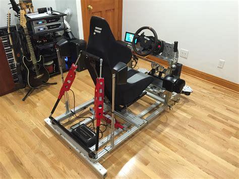 sim racing rig sim racing page 1 daniel chote s project