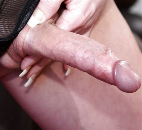 Close Up Shemale Cock In Panties Compilation Photo 22