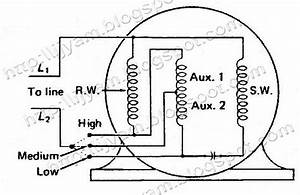Electrical Control Circuit Schematic Diagram Of Permanent