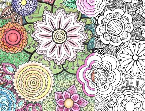 More Coloring Pages For Adults
