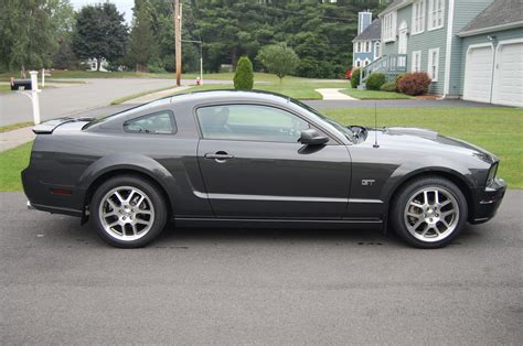 08 Mustang Bullitt by Wtb 08 09 Bullitt Springs The Mustang Source Ford