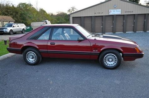 car engine manuals 1983 ford mustang on board diagnostic system purchase used 1983 ford mustang gt hatchback 2 door 5 0l in gaithersburg md united states for