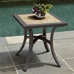 Ty Pennington Palmetto Side Table Outdoor Living Patio