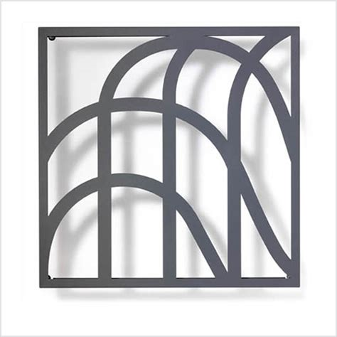 Rankgitter Metall Modern by Garten Im Quadrat Rankhilfe Modernes Rankgitter Grow 9