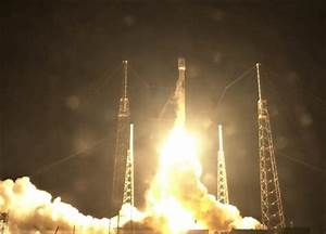 SpaceX Falcon 9 rocket sends SES-12 telecom satellite into ...