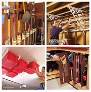 11 Clever Garage Storage Ideas Pictures To Pin On Pinterest Garage Rack Storage 6 Diy Garage Storage Ideas Garage Storage Storage Ideas Diy Advice Blog For Other Garage Storage Ideas Garage Storage Ideas Workshop Pinterest Loft Shop Garage Ideas